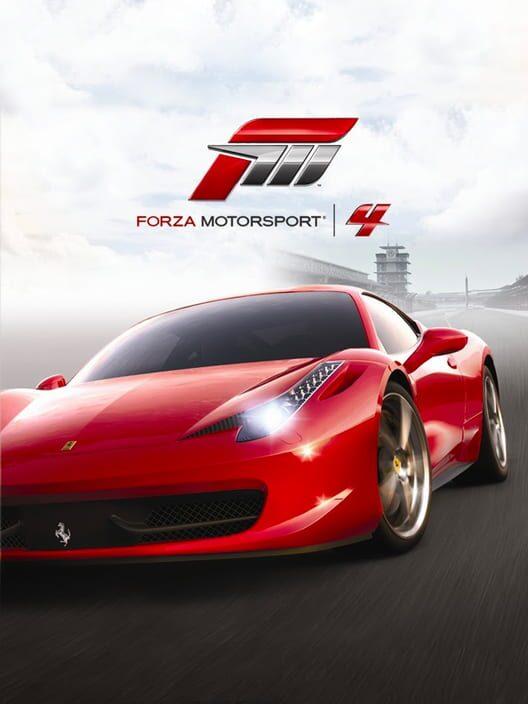 Omslag för Forza Motorsport 4