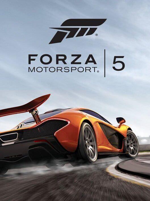 Omslag för Forza Motorsport 5