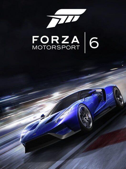 Omslag för Forza Motorsport 6