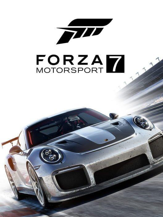 Omslag för Forza Motorsport 7