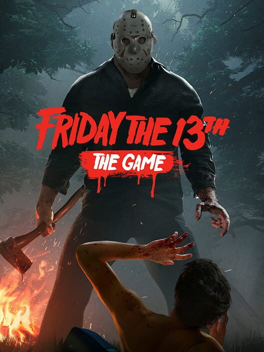 Omslag för Friday The 13th: The Game