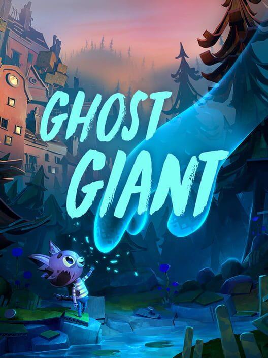 Omslag för Ghost Giant