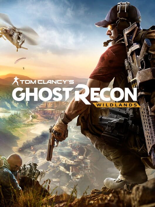 Omslag för Tom Clancy's Ghost Recon: Wildlands