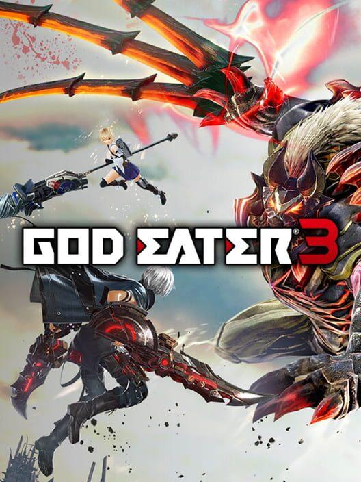 Omslag för God Eater 3