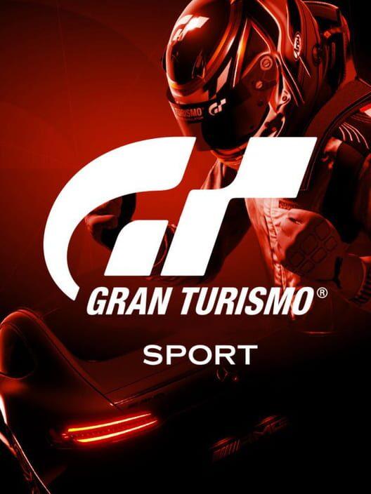 Omslag för Gran Turismo Sport