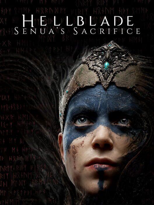 Omslag för Hellblade: Senua's Sacrifice