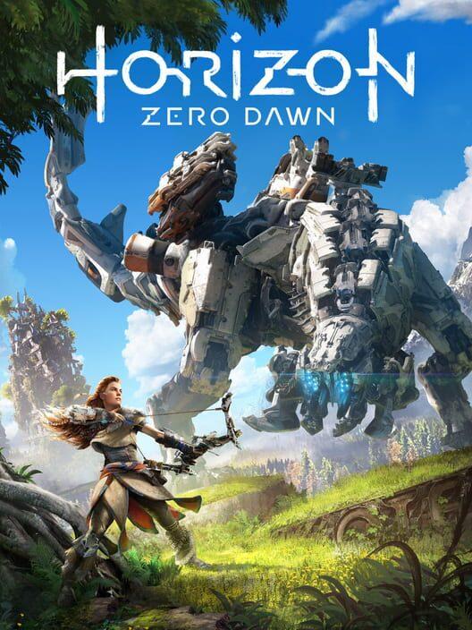 Omslag för Horizon: Zero Dawn
