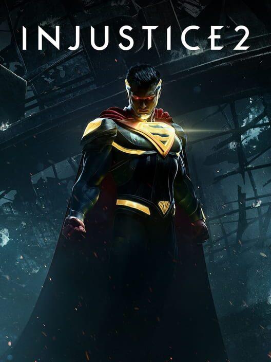 Omslag för Injustice 2