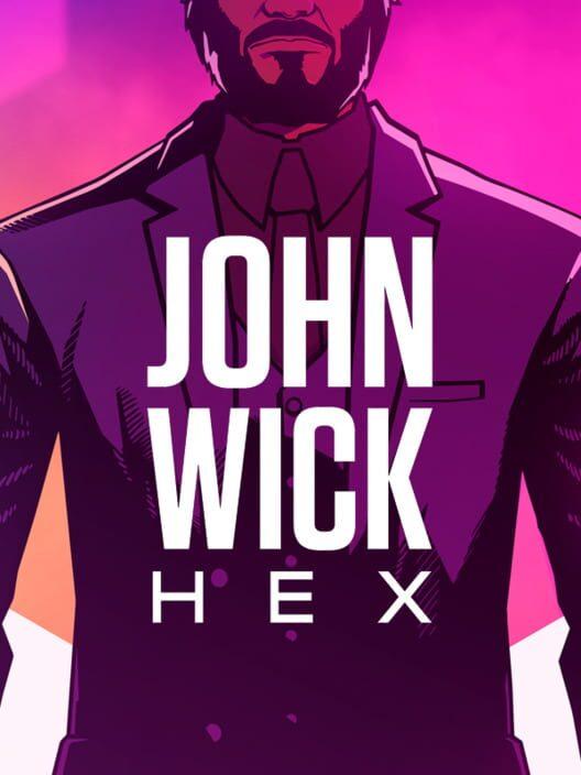Omslag för John Wick Hex