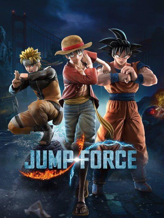 Omslag för Jump Force