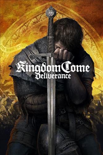 Omslag för Kingdom Come: Deliverance
