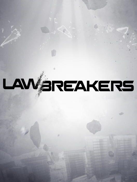 Omslag för LawBreakers