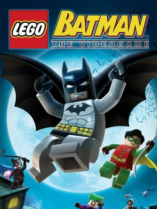 Omslag för LEGO Batman