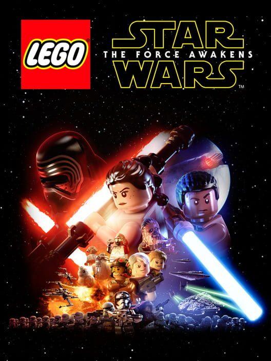 Omslag för LEGO Star Wars: The Force Awakens
