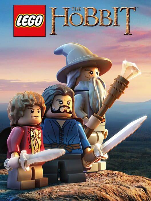 Omslag för LEGO The Hobbit