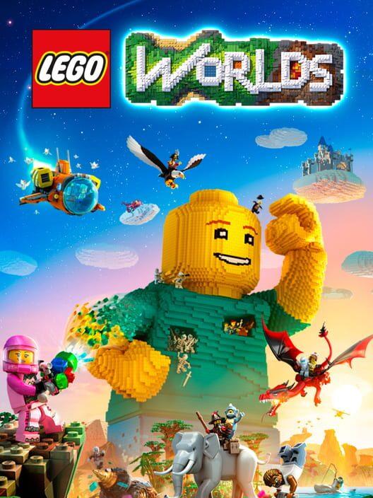 Omslag för LEGO Worlds
