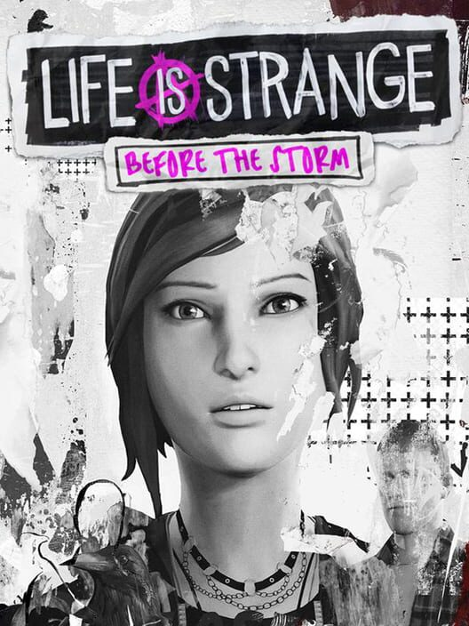 Omslag för Life Is Strange: Before The Storm, Episode 1: Awake