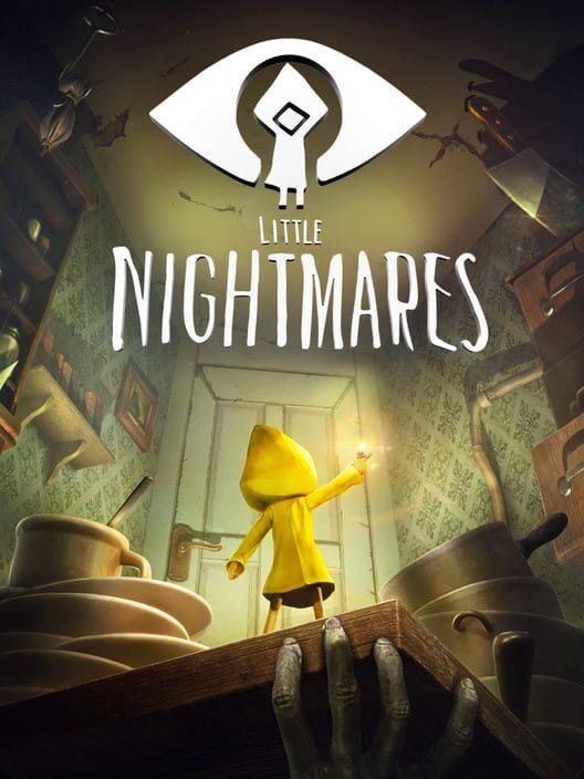 Omslag för Little Nightmares