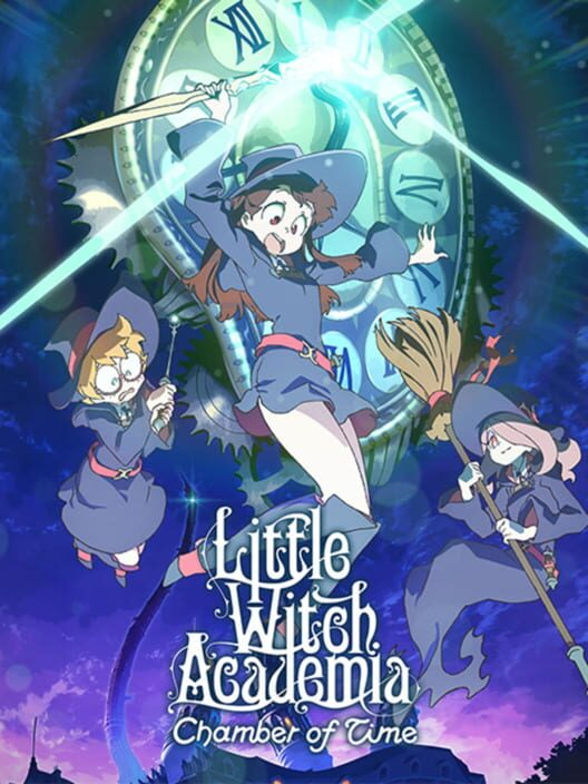 Omslag för Little Witch Academia: Chamber Of Time