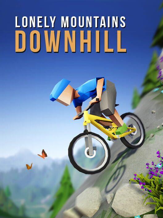 Omslag för Lonely Mountains: Downhill