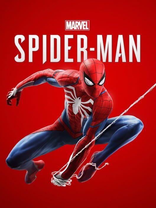 Omslag för Marvel's Spider-Man