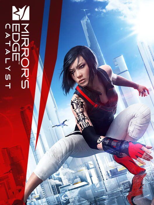 Omslag för Mirror's Edge Catalyst