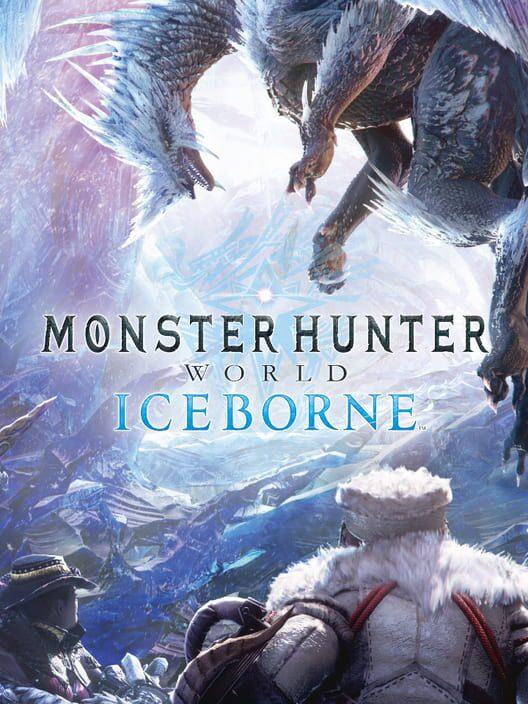 Omslag för Monster Hunter: World - Iceborne