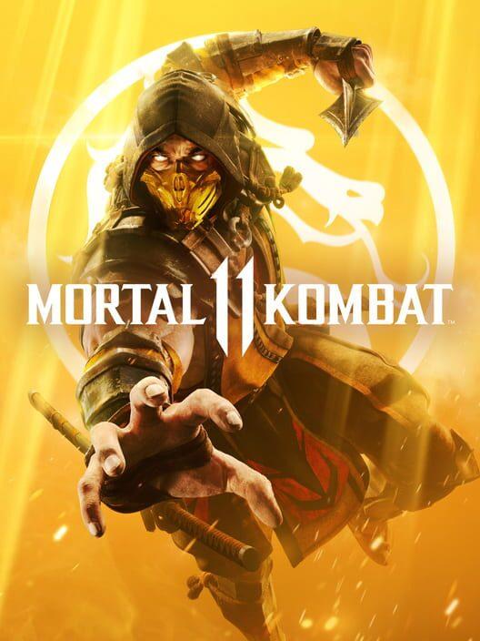 Omslag för Mortal Kombat 11