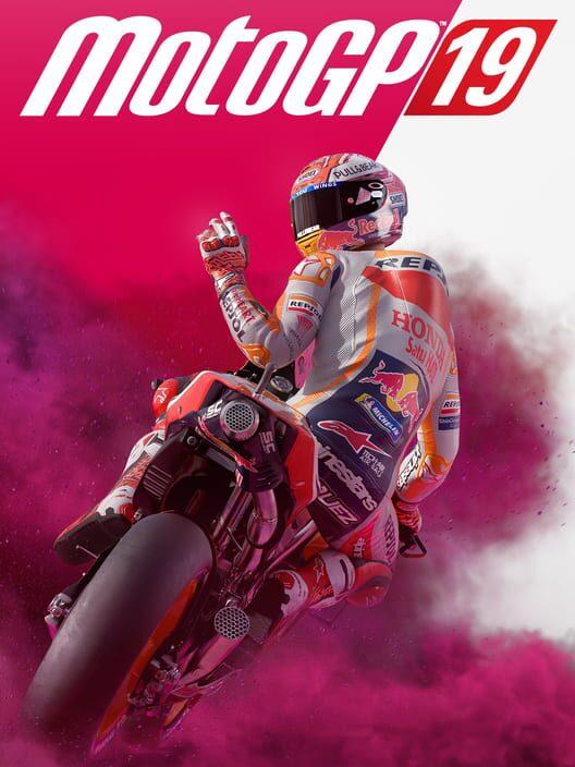 Omslag för MotoGP 19