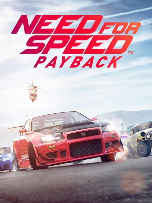 Omslag för Need For Speed: Payback