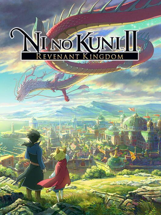 Omslag för Ni No Kuni II: Revenant Kingdom