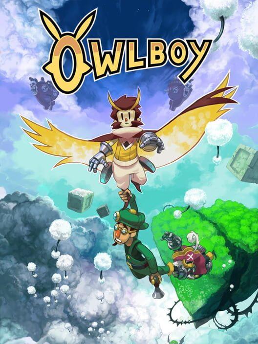 Omslag för Owlboy