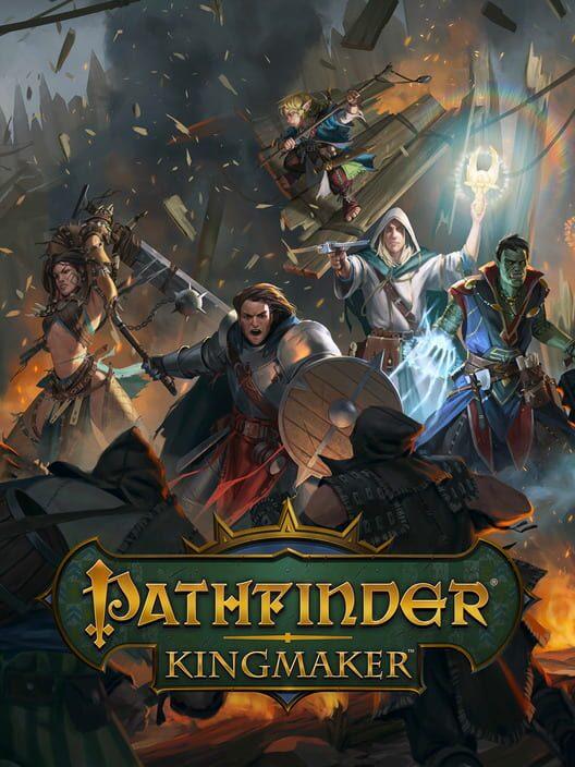 Omslag för Pathfinder: Kingmaker