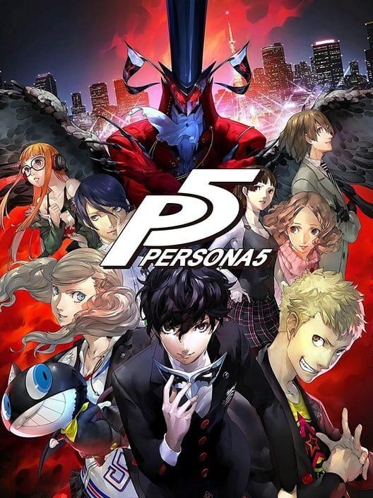 Omslag för Persona 5