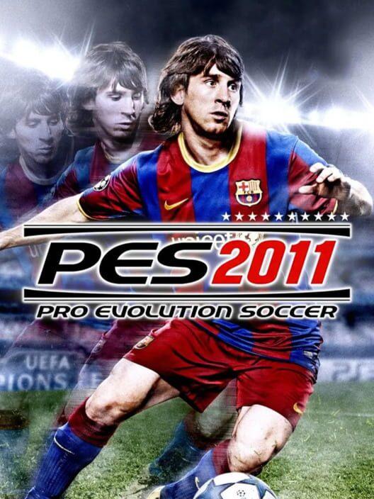 Omslag för Pro Evolution Soccer 2011
