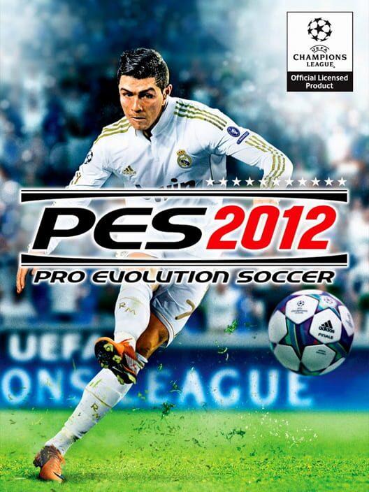 Omslag för Pro Evolution Soccer 2012