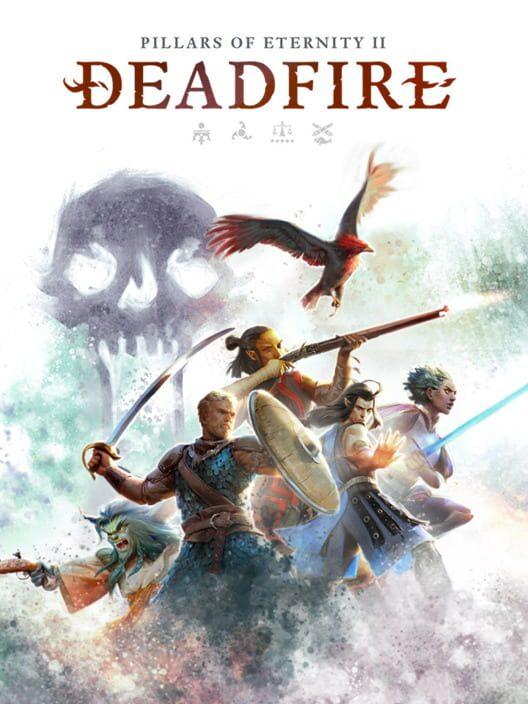Omslag för Pillars Of Eternity II: Deadfire