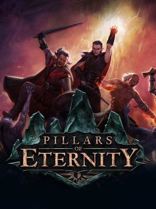 Omslag för Pillars Of Eternity