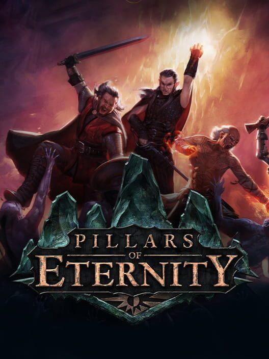 Omslag för Pillars Of Eternity