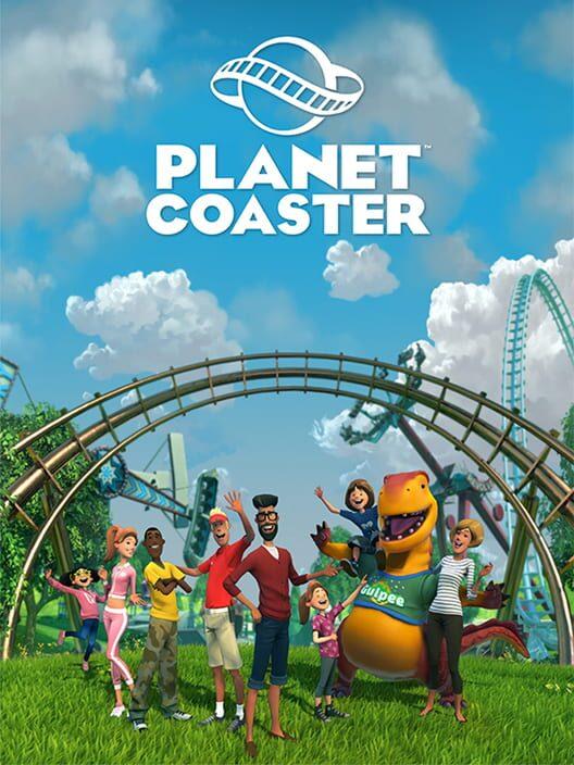 Omslag för Planet Coaster