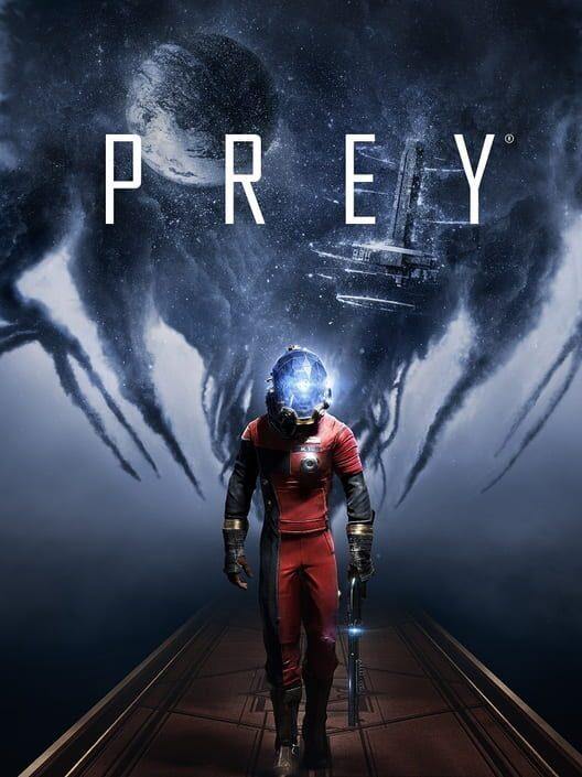 Omslag för Prey