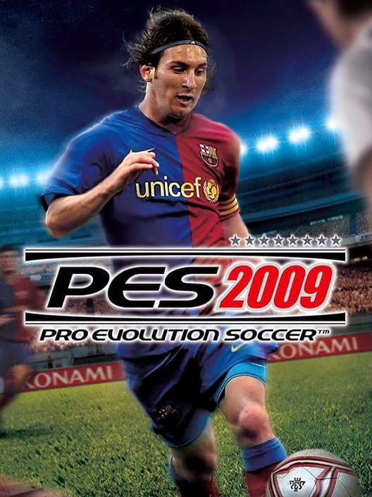 Omslag för Pro Evolution Soccer 2009