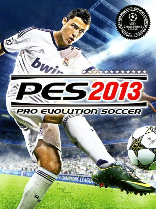 Omslag för Pro Evolution Soccer 2013