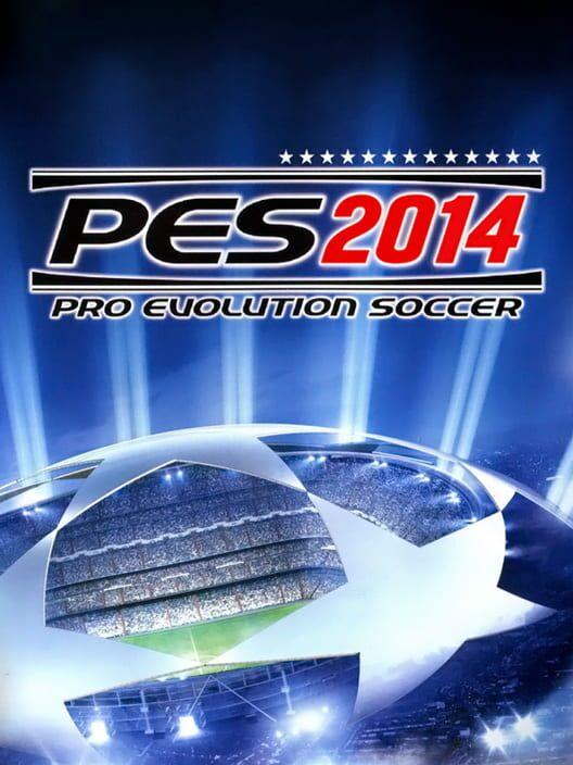 Omslag för Pro Evolution Soccer 2014