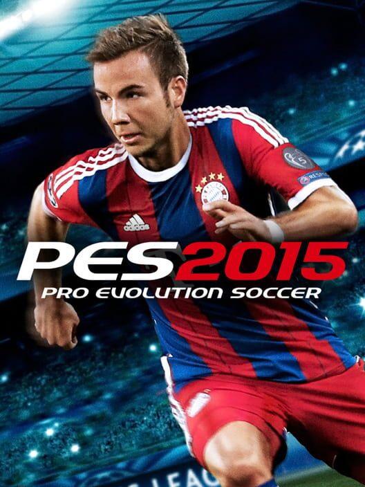 Omslag för Pro Evolution Soccer 2015