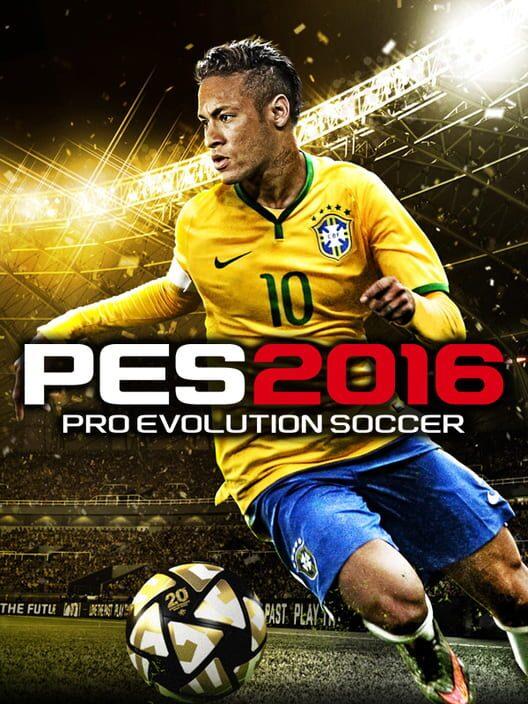 Omslag för Pro Evolution Soccer 2016