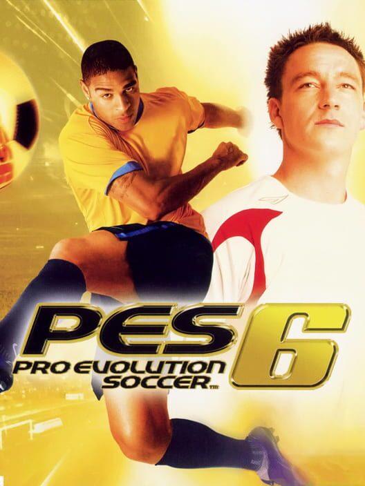 Omslag för Pro Evolution Soccer 6