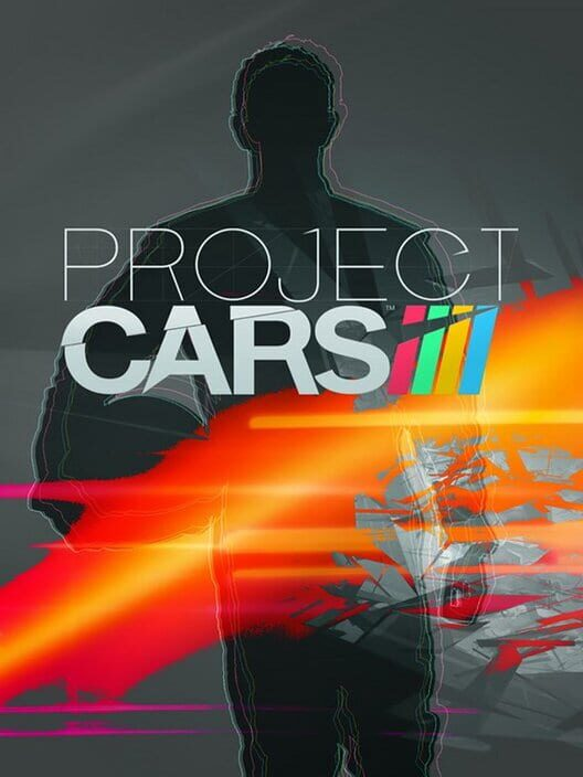 Omslag för Project Cars
