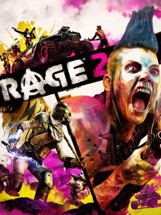 Omslag för Rage 2