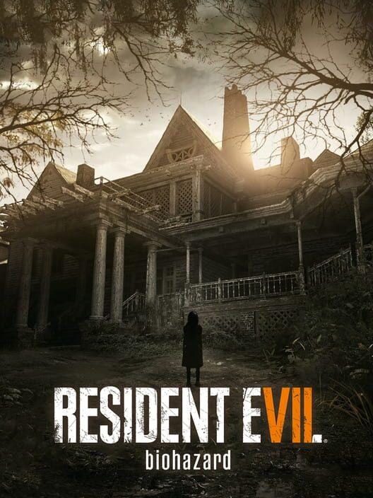 Omslag för Resident Evil 7: Biohazard